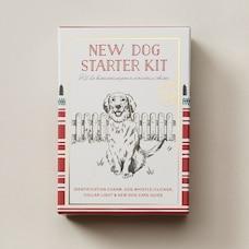 NEW DOG STARTER KIT