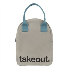 Zipper Lunch Bag Takeout