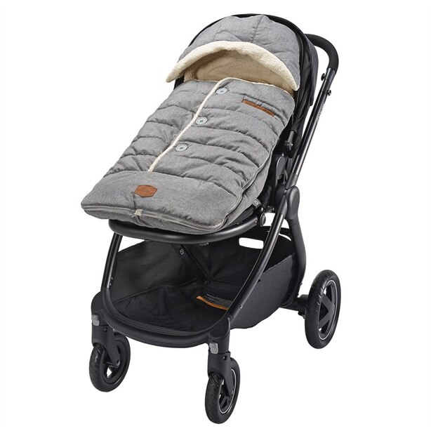 JJ Cole Urban Toddler Bundleme Heather Grey