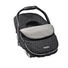 JJ Cole Car Seat Cover Black Tri-Stitch