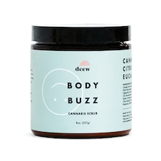 Deew Body Buzz Cannabis Scrub