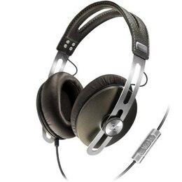 Sennheiser Momentum Over-Ear Headphones - Brown