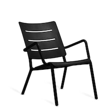 TOOU OUTO Lounge Chair Black