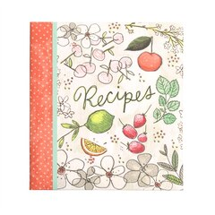 Fruit Fusion Pocket Page Recipe Book