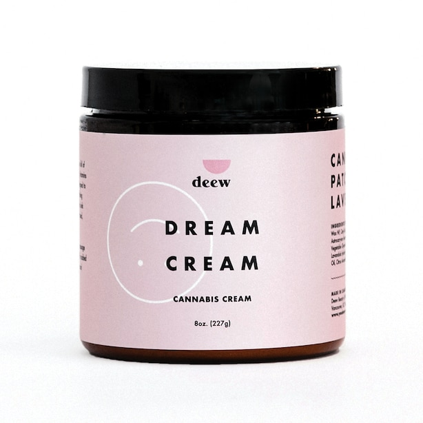 DEEW DREAM CREAM CANNABIS CREAM