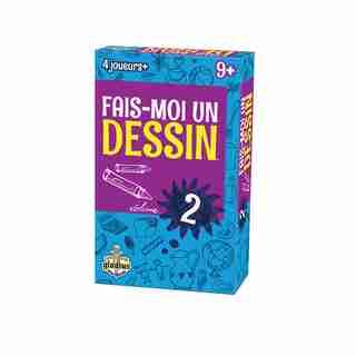 FAIS-MOI UN DESSIN VOLUME 2 (IN FRENCH)