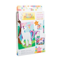 Sticky Mosaics Travel Packs Unicorns