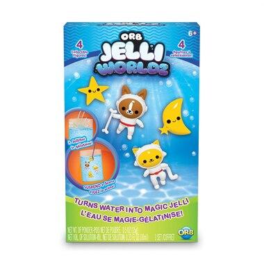 Orb Jelli Worldz Space