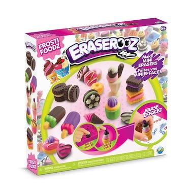 Eraserooz™ DIY Craft Custom Pencil Erasers Ice Cream