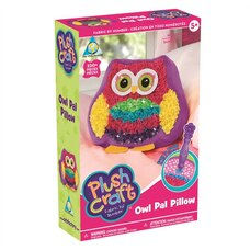 PlushCraft Owl Pal Pillow