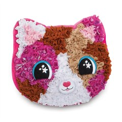 PlushCraft Kitten Pillow