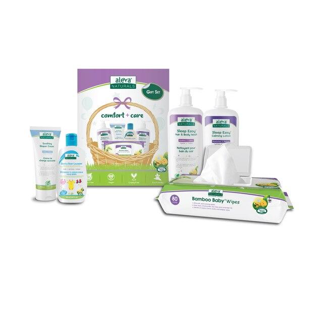 Aleva Naturals® Comfort Care Skincare Gift Set