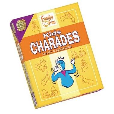 Kid's Charades