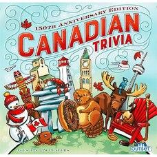 Canadian Trivia: 150th Anniversary Edition