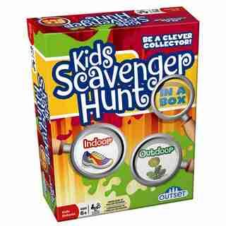 Kid's Scavenger Hunt Game