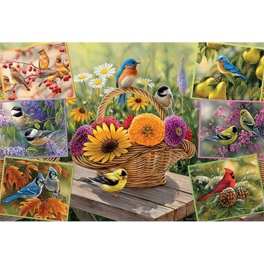 Rosemary's Birds Puzzle