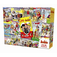 Archie Covers 500pc Puzzle