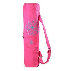 Gaiam Cargo Yoga Mat Bag -  Flower Burst