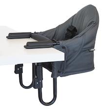guzzie + Guss Chaise de table the Perch Gris