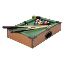 Retro Tabletop Mini Billiards Game