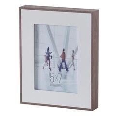 """Boulevard Ash Matte Frame - 5"""" x 7"""""""