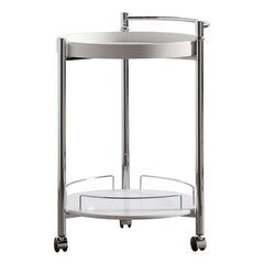 Torre & Tagus Studio Bar Cart with Removable Tray