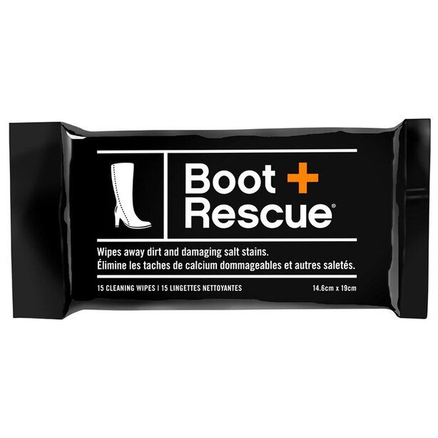 Boot Rescue Wipes, Pack of 15