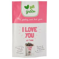 "Gift-A-Green Pouch – ""I Love You"" Radish Microgreens"