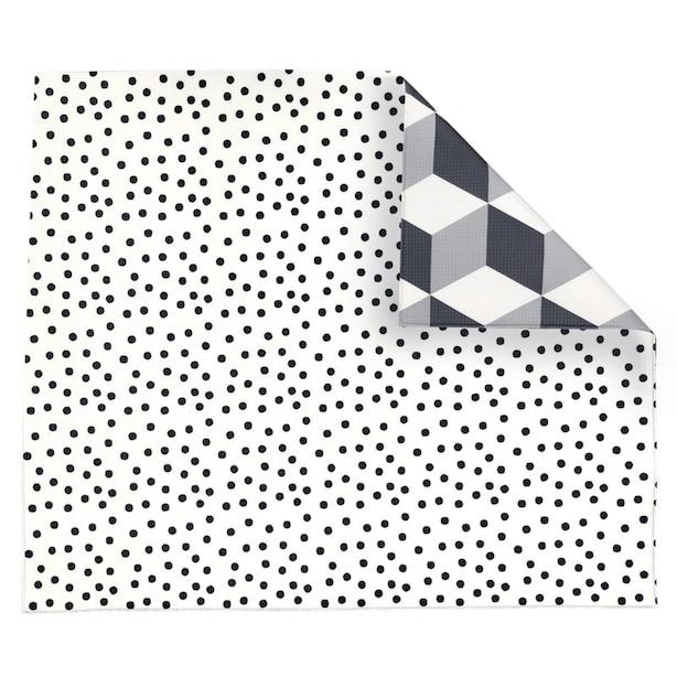 The Pieces™ Playmat Geo Polka Dot