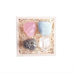 Little Box of Rocks Affinity (Friendship) – Crystal Collection