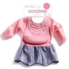 Precious Pearls KidCover Bib