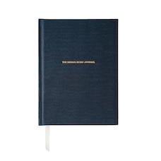 The Human Being Journal - Midnight Blue