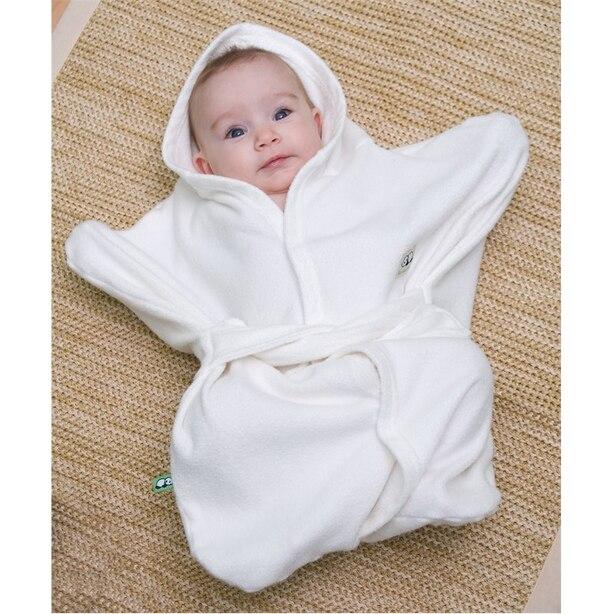 Bamboobino Enclosed Hooded Wrap