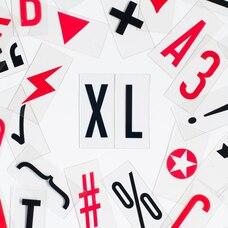 My Cinema Lightbox XL Letter Pack