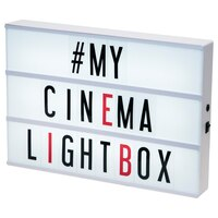 My Cinema Lightbox - XL