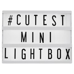 MY CINEMA LIGHTBOX® - MINI
