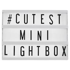 MY CINEMA LIGHTBOX® - MINI