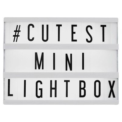 MY CINEMA LIGHTBOX® – MINI
