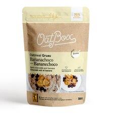 Oatbox Bananachoco Oatmeal 300g