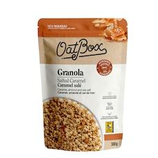 Oatbox Salted Caramel Granola 300g