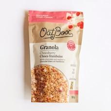 Oatbox Granola Choco Framboise - 300g