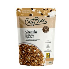 Oatbox Iced Coffee Granola 300g
