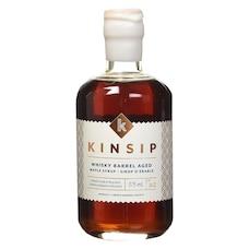 Kinsip WHISKY BARREL AGED MAPLE SYRUP