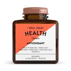 WELL TOLD HEALTH - CHARGEUR ANTIOXYDANT