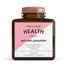 WELL TOLD HEALTH ANTI-INFLAMMATORY BOOSTER