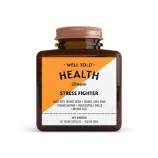 WELL TOLD STRESS FIGHTER BOOSTER