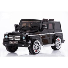Mercedes Benz G55 AMG Electric Ride On Toy Car (Black)