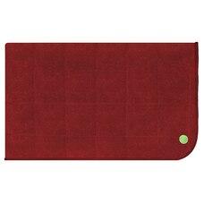 PeapodMats Lése imperméable pour l'énurésie et l'incontinence - Rouge - Grand