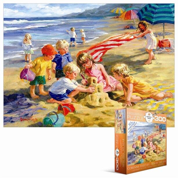 300 Piece Puzzle - Fun In The Sun