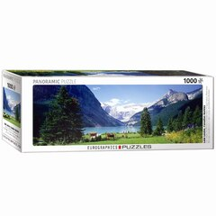 Lake Louise Pano 1000 Piece Puzzle